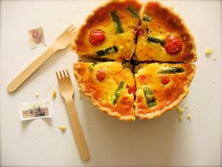 夏野菜のラタトゥィユ